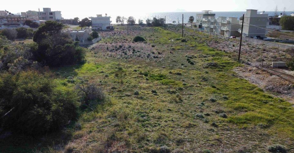 LAND PLOT 1970 m² FOR SALE IN KALAMAKI