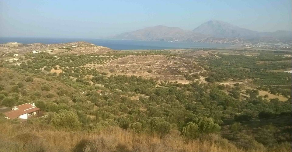 LAND PLOT FOR SALE IN KAMILARI