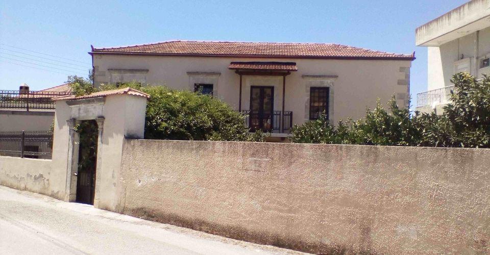 HOUSE 320 m² FOR SALE IN AGIOI DEKA
