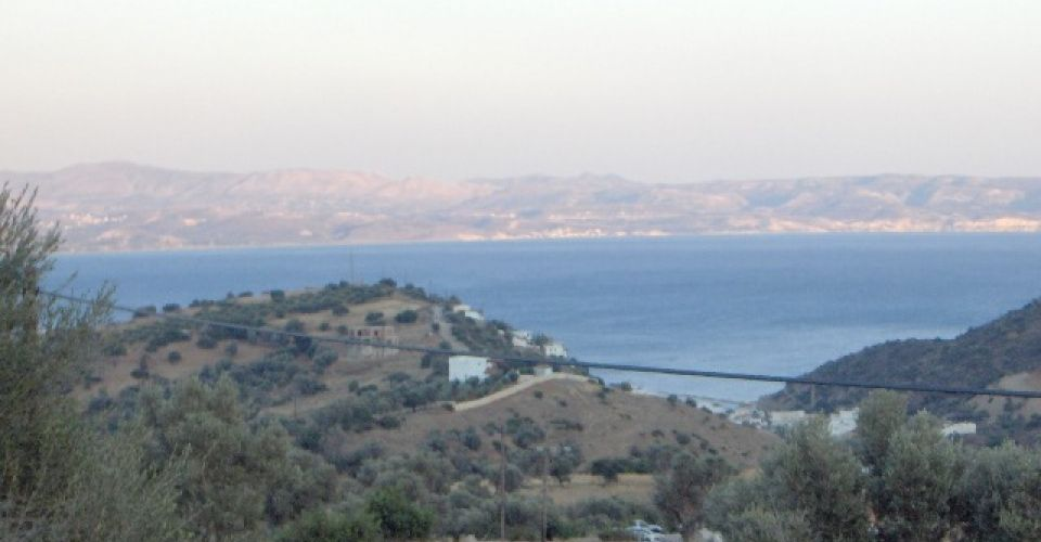 LAND PLOT FOR SALE IN AGIA GALINI (AG. GEORGIOS)