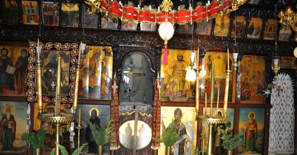 Apezanes Monastery