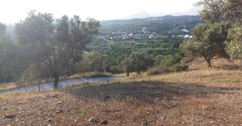AGRICULTURAL LAND FOR SALE IN FANEROMENI