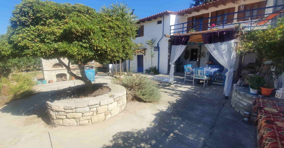 HOUSE 85 m² FOR SALE IN PITSIDIA