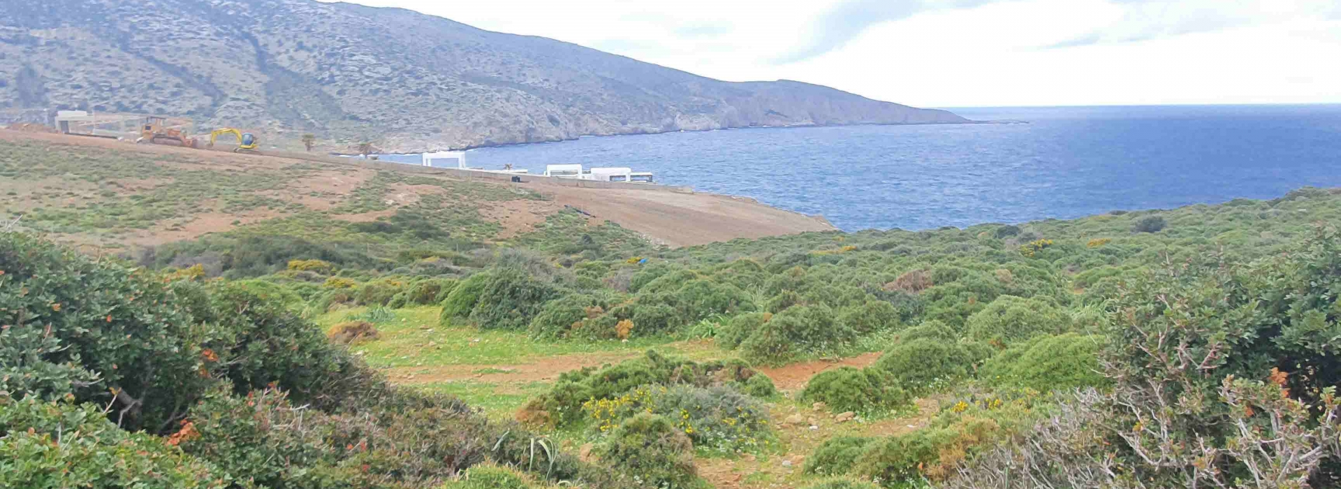 LAND PLOT 43.000 m² FOR SALE IN AGIA PELAGIA