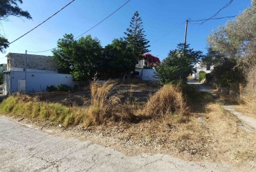 LAND PLOT 350 m² FOR SALE IN PITSIDIA