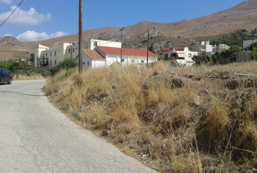 LAND PLOT 400 m² FOR SALE IN POMPIA