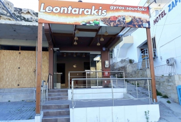 SOUVLAKI BUISNESS FOR RENT IN MATALA