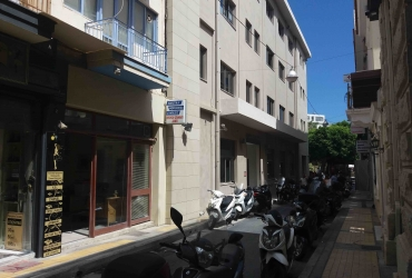 FOUR STORY BUILDING FOR SALE IN HERAKLION