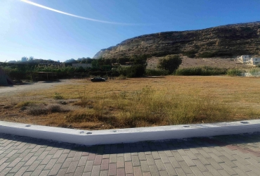 LAND PLOT 1620 m² FOR SALE IN MATALA