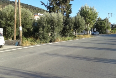 LAND PLOT OF 1500 m² FOR SALE IN HERAKLION (MALADES)