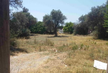 LAND PLOT 400 m² FOR SALE IN MIRES