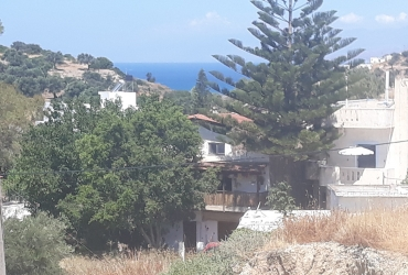 LAND PLOT 1100 m² FOR SALE IN PITSIDIA