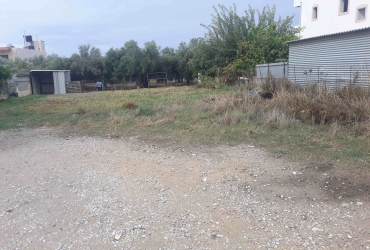 LAND PLOT 450 m² FOR SALE IN MIRES