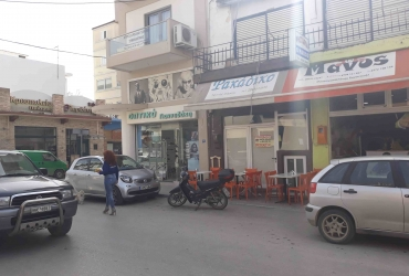STORE 100 m² FOR RENT IN MIRES