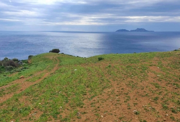 SEASIDE LAND PLOT OF 26 ACRES FOR SALE IN AGIA GALINI