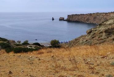 LAND PLOT 4800 m² FOR SALE IN TRIOPETRA