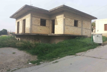 UNFINISHED HOUSE FOR SALE IN VORI