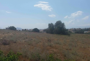 LAND PLOT 750 m² FOR SALE IN KALAMAKI