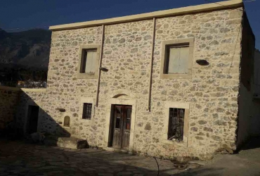 UNFINISHED HOUSE FOR SALE IN ZAROS