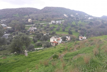 LAND PLOT 2400 m² FOR SALE IN PITSIDIA