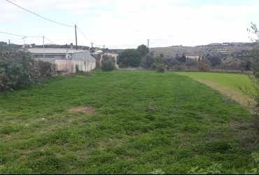 LAND PLOT 1400 m² FOR SALE IN PITSIDIA