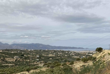 LAND PLOT 401 m² FOR SALE IN HERAKLION