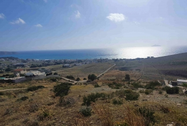 LAND PLOT 10.000 m² FOR SALE IN KALAMAKI