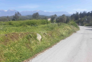 LAND PLOT 470 m² FOR SALE IN KAMILARI