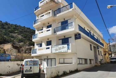 HOTEL WITH 18 ROOMS FOR SALE IN AGIA GALINI