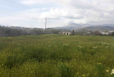 LAND PLOT FOR SALE IN KOKKINOS PIRGOS