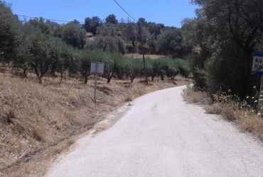 LAND PLOT 2237 m² FOR SALE IN KOUSES